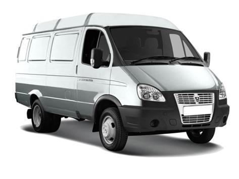 Газель 9 м3 фургон